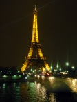 The Eiffel Tower , Paris, the Seine
