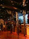 The exchibition, Musee du Quai Branly