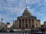 The Pantheon, Latin Quarter Paris