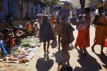 The Onukadeli market, Orissa