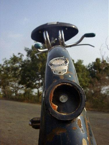 Rental bike in India